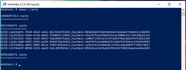 Cách Hack Password Windows đã lưu bằng Mimikatz và DAPA 44