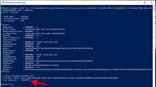 Cách Hack Password Windows đã lưu bằng Mimikatz và DAPA 46