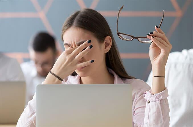 10 cách thư giãn mắt khi nhìn màn hình quá lâu