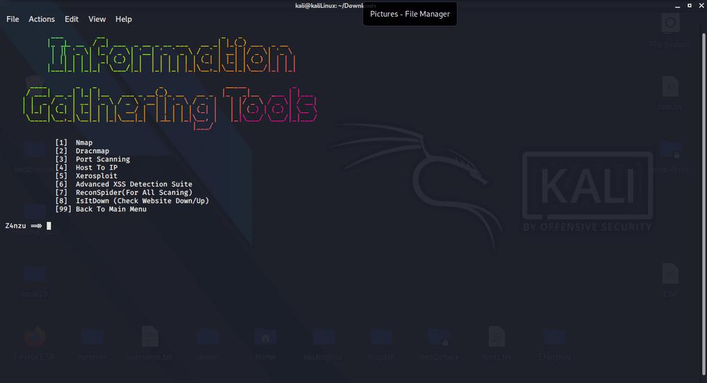 HackingTool: Tất cả công cụ hack dành cho hacker 10