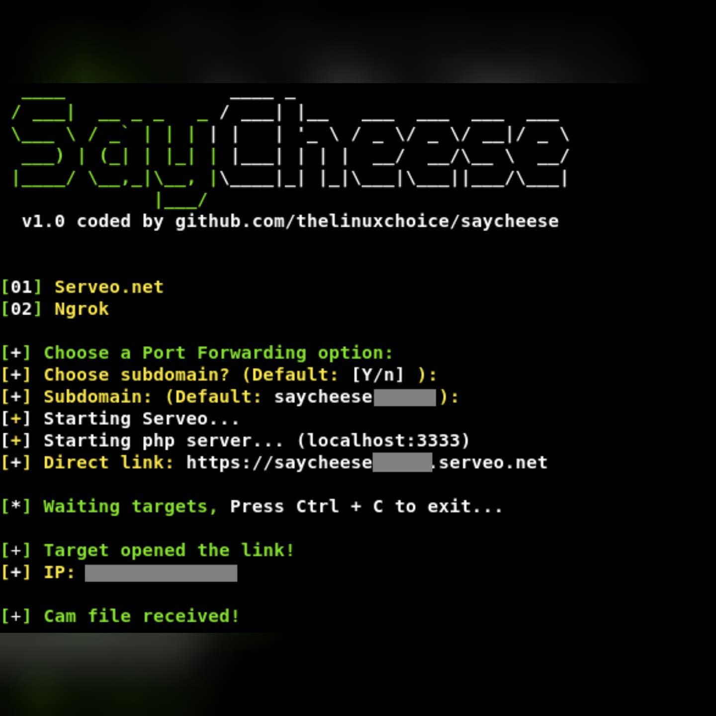 HackingTool: Tất cả công cụ hack dành cho hacker 12