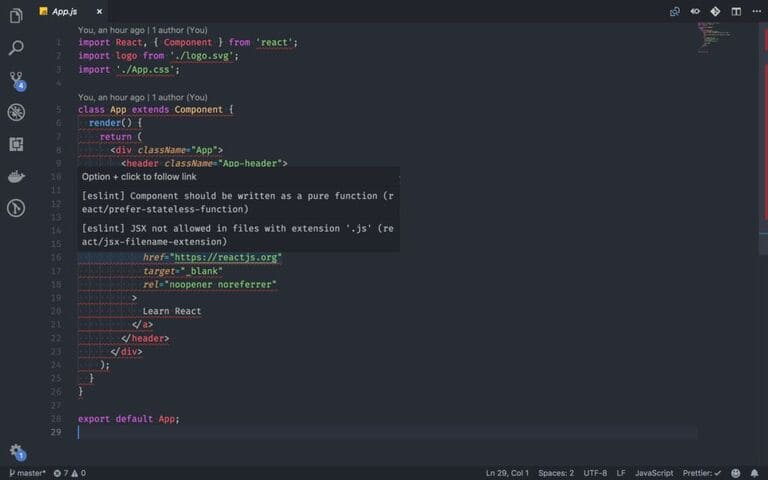 24 Extension Visual Studio Code tốt nhất nên sử dụng khi lập trình 26