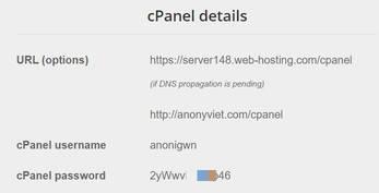 Tạo Hosting Stellar của NameCheap 1 tháng miễn phí 32