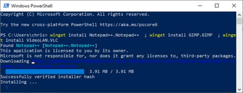 tự động chạy lệnh trên web winstall