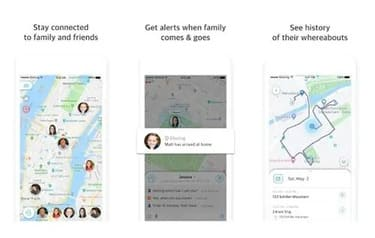 iSharing Location Tracker