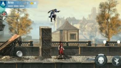 Assassin's Creed Unity: Arno's Chronicle