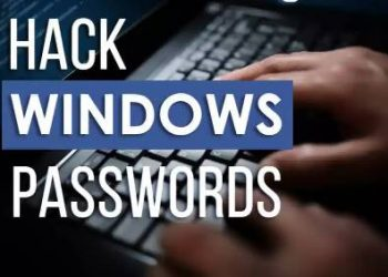 hack password windows