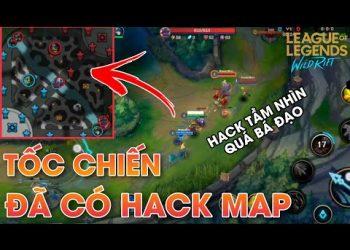 hack map tốc chiến thấy tướng địch