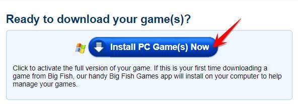 Hướng dẫn mua tất cả Game của Big Fish không tốn tiền 19
