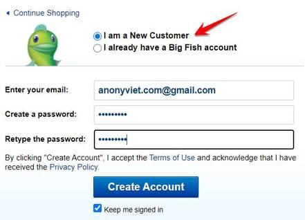 Hướng dẫn mua tất cả Game của Big Fish không tốn tiền 17