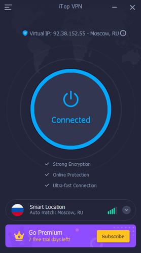 Hướng dẫn sử dụng iTopVPN - Phần mềm VPN tốt nhất hiện nay 19