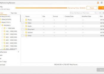 khôi phục dữ liệu bị xóa với AnyRecover data recovery tool