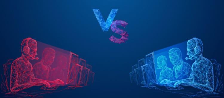 Red Team và Blue team là ai