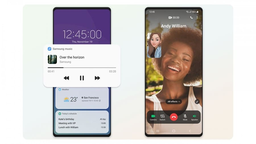 Danh sách các thiết bị được cập nhật lên Samsung One UI 3.0 20