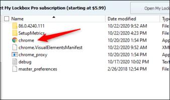 Cách khoá Phần mềm bằng Password trên Windows 10 10