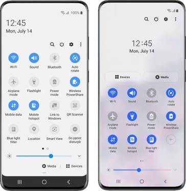 Danh sách các thiết bị được cập nhật lên Samsung One UI 3.0 21