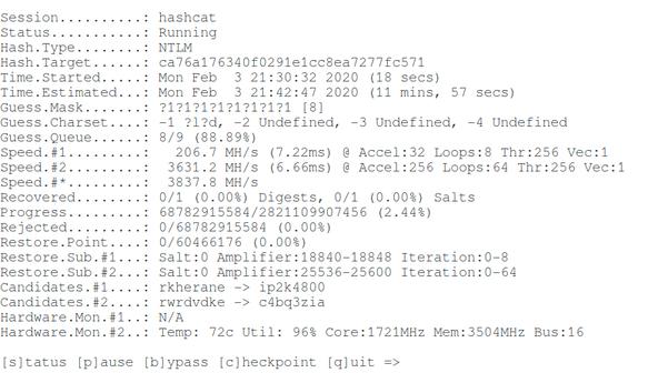 Hack Password Windows bằng cách xuất dữ liệu từ RAM với Mimikatz 34