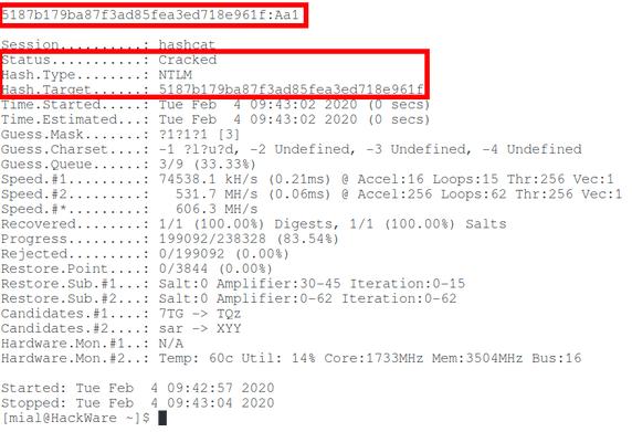 Hack Password Windows bằng cách xuất dữ liệu từ RAM với Mimikatz 38