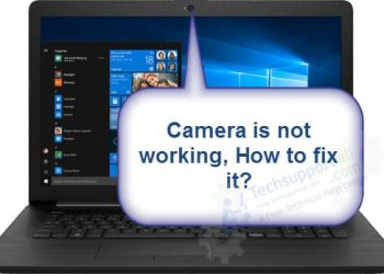 6 cach sua loi camera tren windows 10
