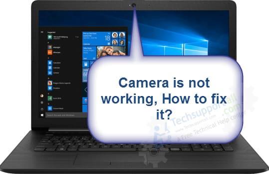 6 cách khắc phục lỗi Camera không hoạt động trên Windows 10