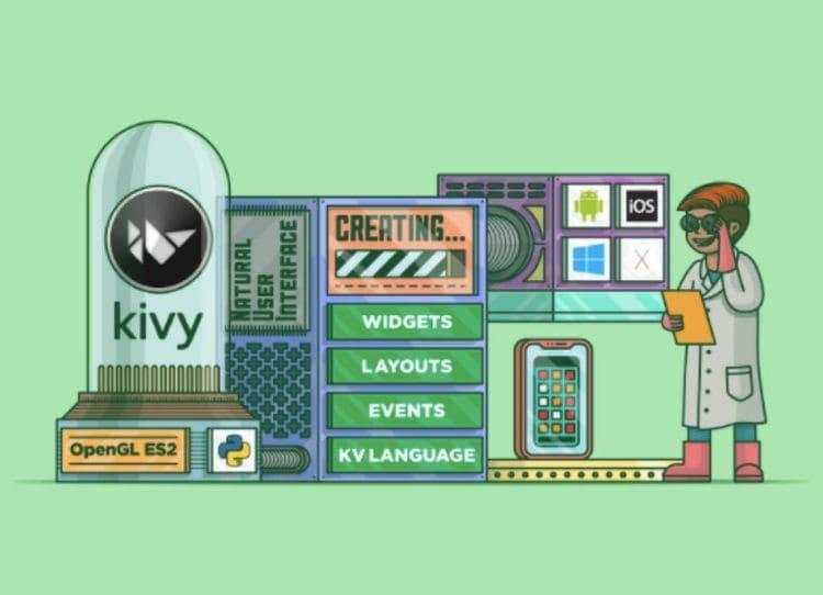 Các Framework Python trong lập trình ứng dụng di động 20