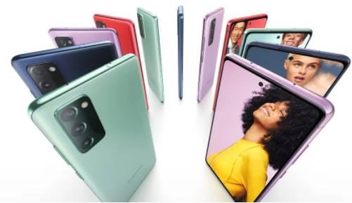 Galaxy S20 Fe TOP 8 Điện thoại tốt nhất năm 2020 - đầu 2021