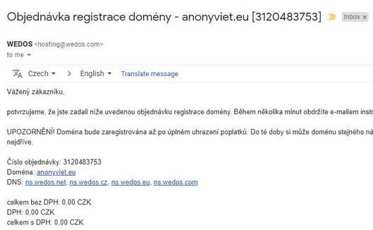 Tut đăng ký Tên miền .ONLINE, .STORE, .EU miễn phí 1 năm 12