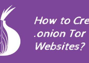cach tao website onion dark web deep web