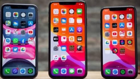 thay màn hình iPhone 11