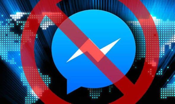 Messenger gặp sự cố toàn cầu