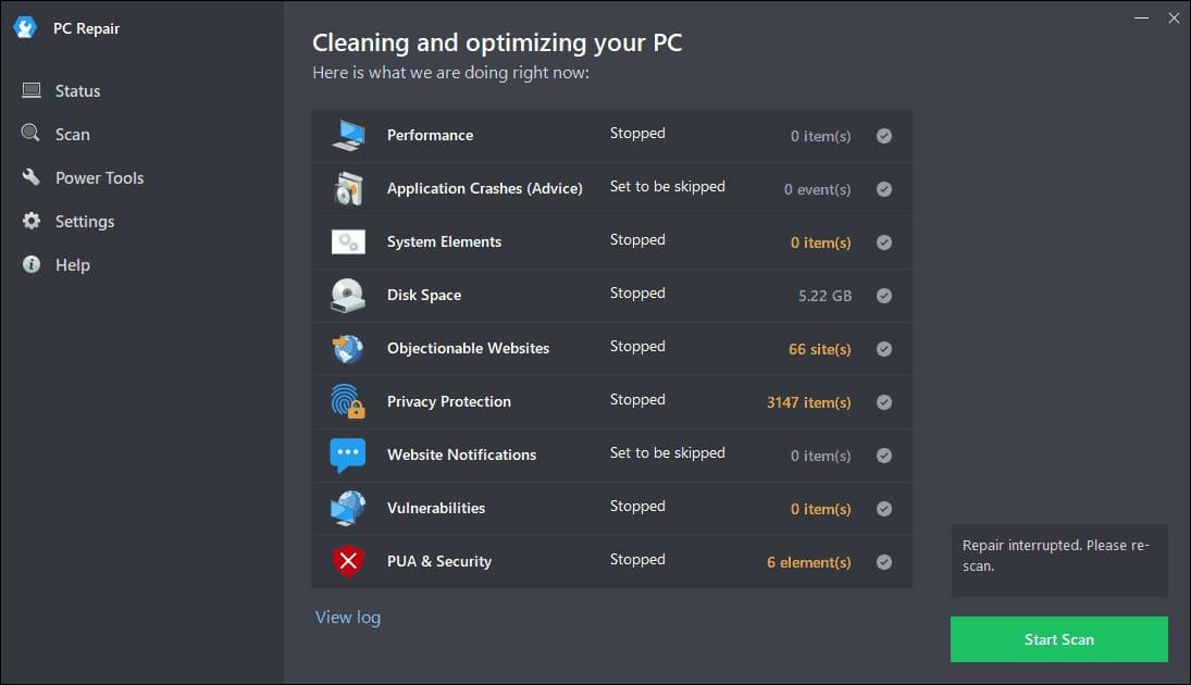 tải Outbyte PC Repair