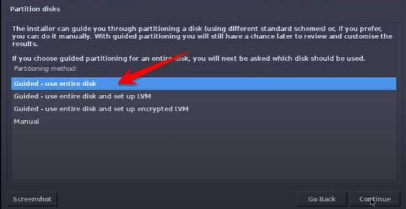 Hướng dẫn cài đặt Parrot Security OS trên VMWare 41