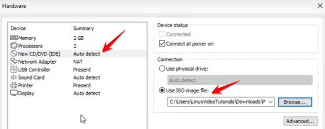Hướng dẫn cài đặt Parrot Security OS trên VMWare 32