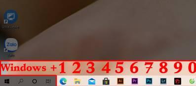 Các thủ thuật với phím tắt Logo Windows có thể bạn chưa biết 14