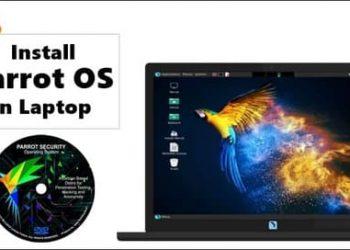 Cách cài đặt Parrot OS lên Laptop hoặc PC 1