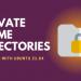 Thư mục Home sẽ chuyển sang chế độ Private trong Ubuntu 21.04? 6