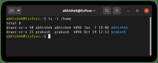 Thư mục Home sẽ chuyển sang chế độ Private trong Ubuntu 21.04? 4