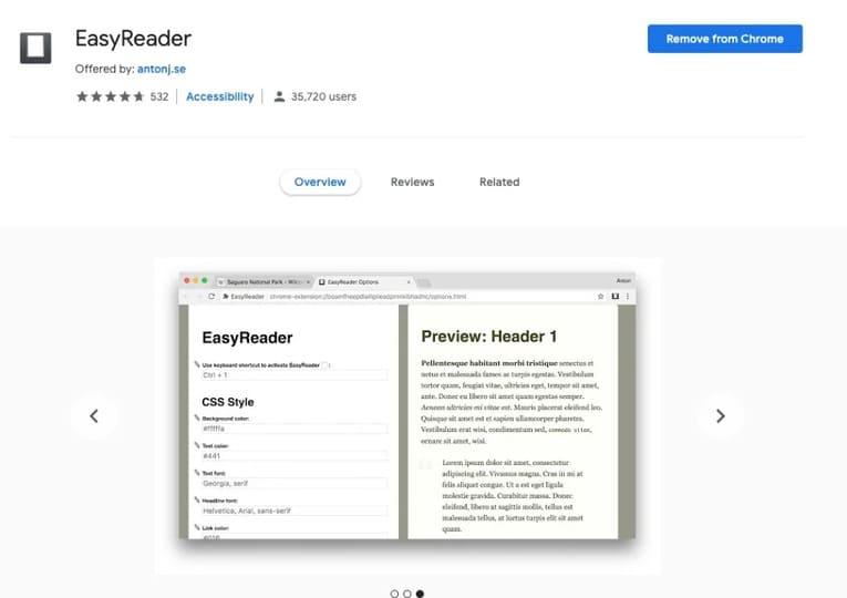 Easy Reader