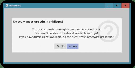 Hardentools: công cụ giúp vô hiệu hóa các tính năng nguy hiểm trên Windows 19