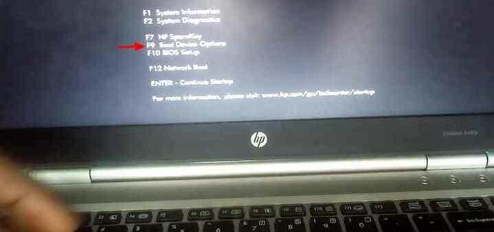 cài đặt Parrot OS lên máy tính