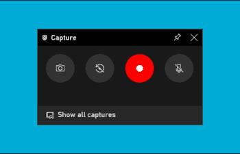Quay màn hình trên Windows 10 không cần cài đặt phần mềm 7