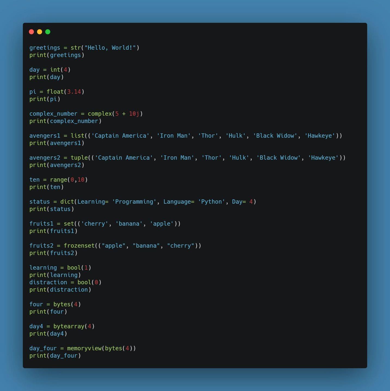 Các kiểu dữ liệu cơ bản trong Python 54