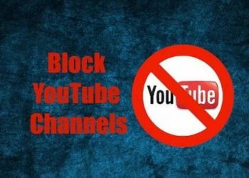 Cách chặn kênh Youtube bằng Channel Blocker 10