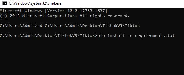cài module hổ trợ tool tăng view Tiktok