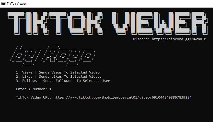 Share Tool tăng view Tiktok cực nhanh để bật kiếm tiền 2021 16