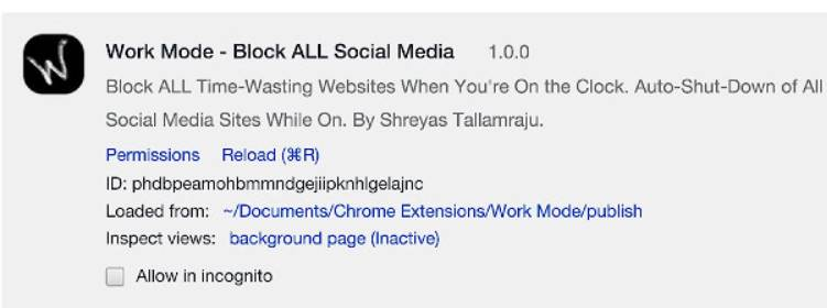 word mod block facebook