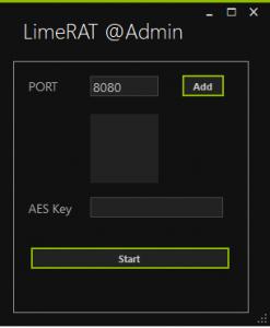 Hướng Dẫn Sử Dụng LimeRat - Chiếm Quyền Điều Khiển Máy Tính Người Khác 7