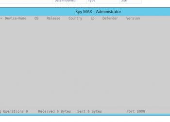 Spymax Rat - Phần mềm điều khiển trái phép điện thoại Android