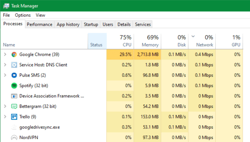 Làm thế nào để tăng RAM
